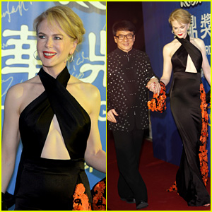 Nicole Kidman: Huading Awards Opening Ceremony 2013!