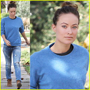 Olivia Wilde: 'Get Your Healthcare On!'