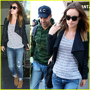 Olivia Wilde & Jason Sudeikis: Engagement is Dating-Plus!