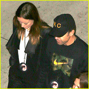 Olivia Wilde Thanks Fans for Pregnancy Well Wishes!