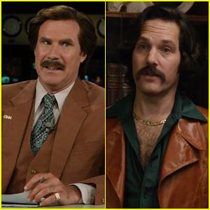 Paul Rudd & Will Ferrell: 'Anchorman 2' Official Trailer!