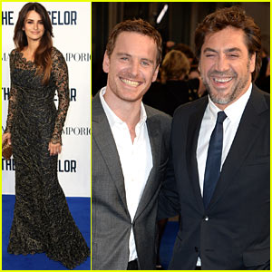 Penelope Cruz & Michael Fassbender: 'Counselor' Screening in London!