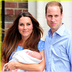 Royal Baby Prince George's Godparents Revealed - See Full List!