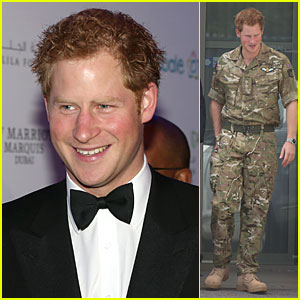 Prince Harry: Sentable Forget Me Not Dinner!