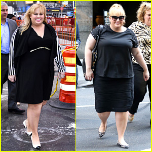 Rebel Wilson Catches 'Big Fish' & Other Broadway Shows!