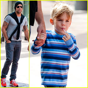 Ricky Martin Hangs with Sons Amidst Australia Concert Stops!