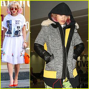 Rita Ora Thanks Fans for Voting for MOBO Awards!