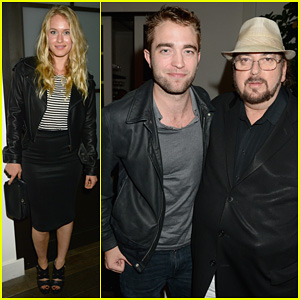 Robert Pattinson: 'Seduced & Abandoned' Screening!