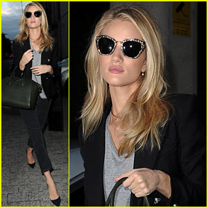 Rosie Huntington-Whiteley: I Don't Feel Like a Sex Symbol!