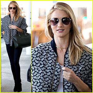 Rosie Huntington-Whiteley Talks 'Transformers' Film Debut