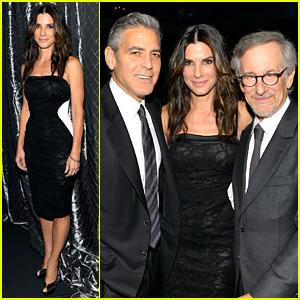 Sandra Bullock & George Clooney: Ambassadors for Humanity!