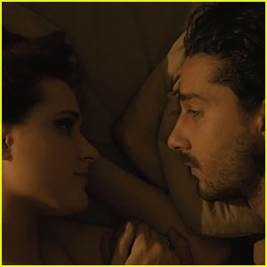 Shia LaBeouf & Evan Rachel Wood: 'Charlie Countryman' Trailer!