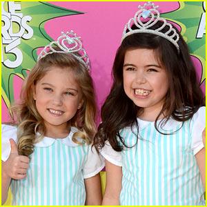 'Ellen' Starlets Sophia Grace Brownlee & Rosie McClelland Land TV Deal