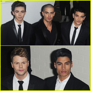 The Wanted: 'Show Me Love' Live on 'The X Factor UK'!