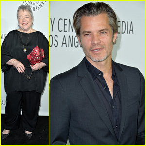 Timothy Olyphant & Kathy Bates: Paley Center Honors FX!