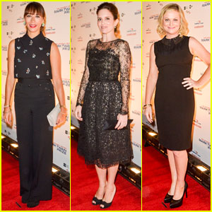 Tina Fey & Amy Poehler: Kennedy Center Event with Rashida Jones!