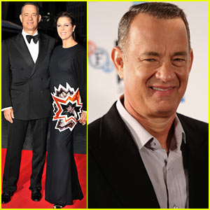 Tom Hanks: 'Captain Phillips' at the BFI London Film Festival!