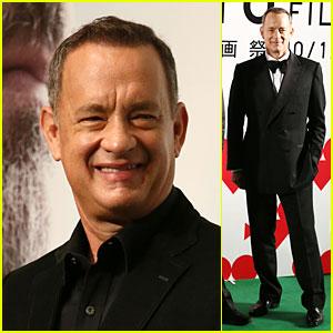 Tom Hanks: 'Captain Phillips' Tokyo Press Conference!