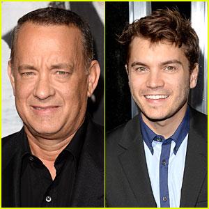 Tom Hanks & Emile Hirsch: 'Captain Phillips' L.A. Premiere!