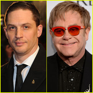Tom Hardy to Play Elton John in New Biopic