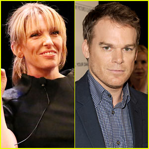 Michael C. Hall & Toni Collette: 'Realistic Joneses' on Broadway!