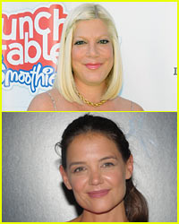 Tori Spelling Slams Katie Holmes in New Book