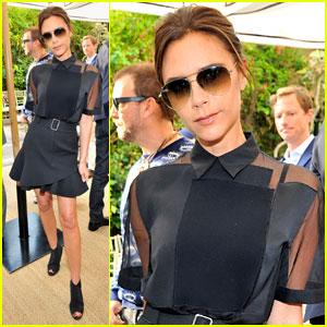 Victoria Beckham: CFDA & Vogue Fashion Fund 2013