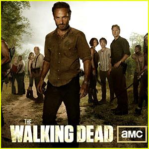 'Walking Dead' Renewed for Season Five by AMC!