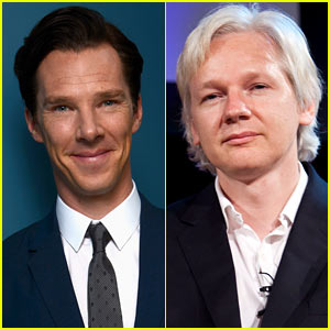 WikiLeaks' Julian Assange Writes to Benedict Cumberbatch - Read Full Letter!