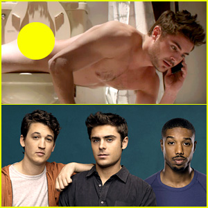 Zac Efron: 'That Awkward Moment' Trailer & Promo Pic!