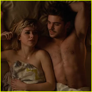 Zac Efron: Shirtless in Bed for 'That Awkward Moment' Trailer - Watch Now!