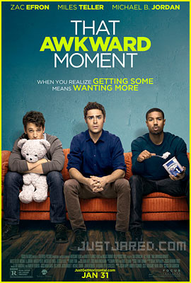 Zac Efron: 'That Awkward Moment' Poster Premiere! (Exclusive)