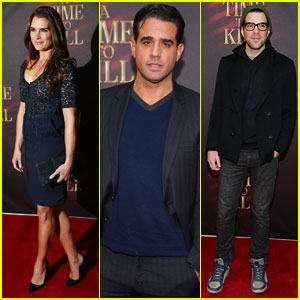 Zachary Quinto & Bobby Cannavale: 'A Time To Kill' Broadway Opening