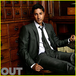 30 Rock's Maulik Pancholy Comes Out as Gay