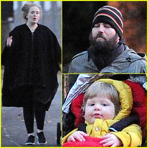 Adele Gave Kelly Clarkson Advice on Having a Baby!