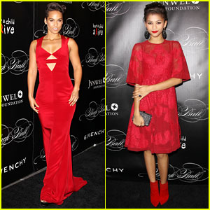 Alicia Keys & Zendaya: Keep A Child Alive's Black Ball 2013