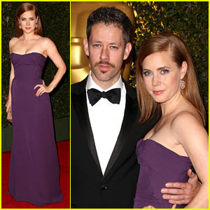 Amy Adams: Governors Awards 2013 with Darren Le Gallo!
