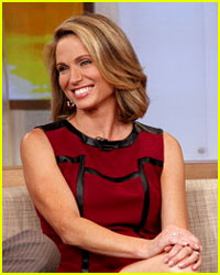 GMA's Amy Robach Reveals Breast Cancer Diagnosis