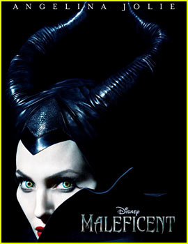 Angelina Jolie's 'Maleficent' Poster Revealed, Trailer Out Tomorrow!