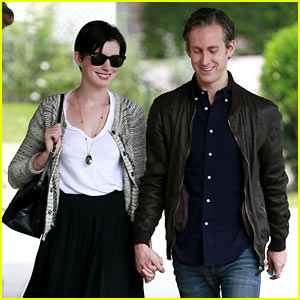 Anne Hathaway's Birthday Gift from Adam Shulman Revealed!