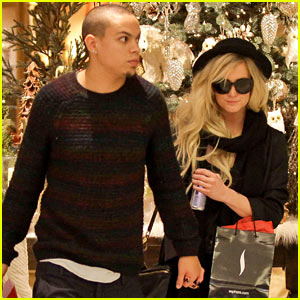Ashlee Simpson is 'the One,' Says Boyfriend Evan Ross!