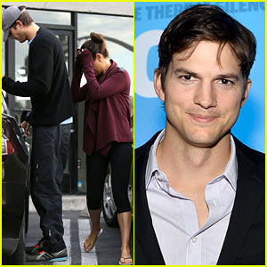 Ashton Kutcher Speaks at Human Rights Watch Dinner