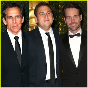 Ben Stiller & Jonah Hill - Governors Awards 2013