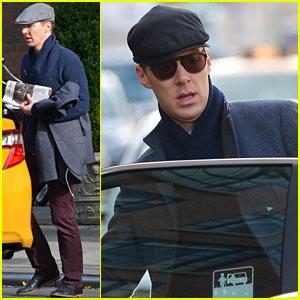 Benedict Cumberbatch: 'Sherlock' Season 3 Teaser - Watch Now!