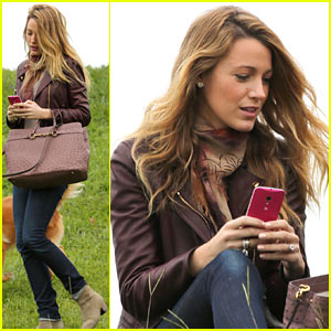 Blake Lively: I Don't Pay Attention to What I Eat