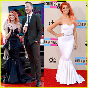 Bonnie McKee: Two Dresses for AMAs 2013 Red Carpet!