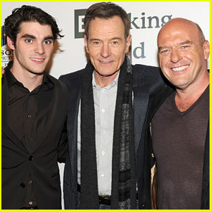 Bryan Cranston: 'Breaking Bad' Documentary Screening & Signing