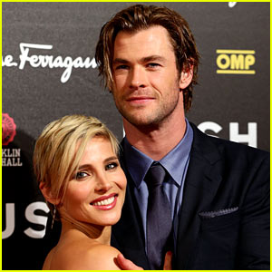 Chris Hemsworth: Expecting Second Child with Elsa Pataky!