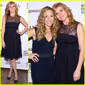 Connie Britton: African Children's Choir Gala with Sheryl Crow!