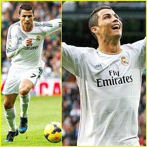 Cristiano Ronaldo Helps Real Madrid Defeat Real Sociedad